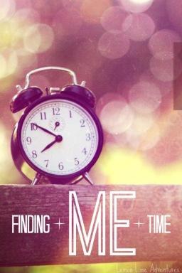 Me time…